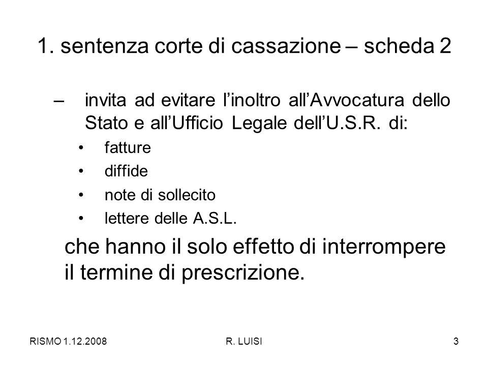 RISMO 1.12.2008R. LUISI3 1.