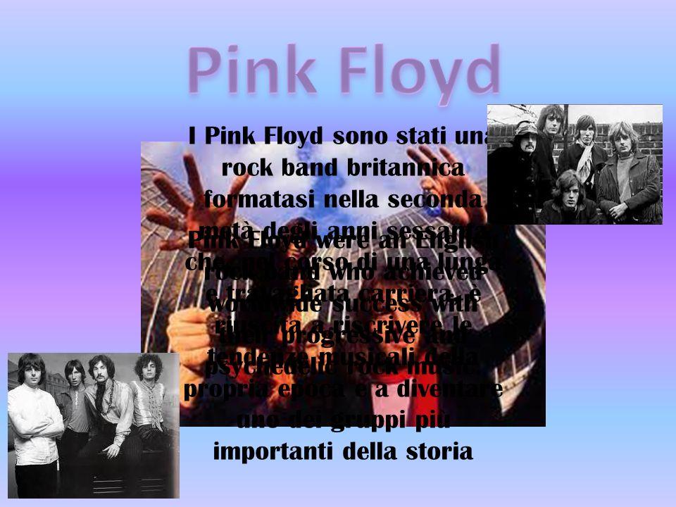 David Jon Gilmour è un musicista e compositore britannico.