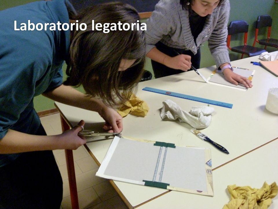 Laboratorio legatoria