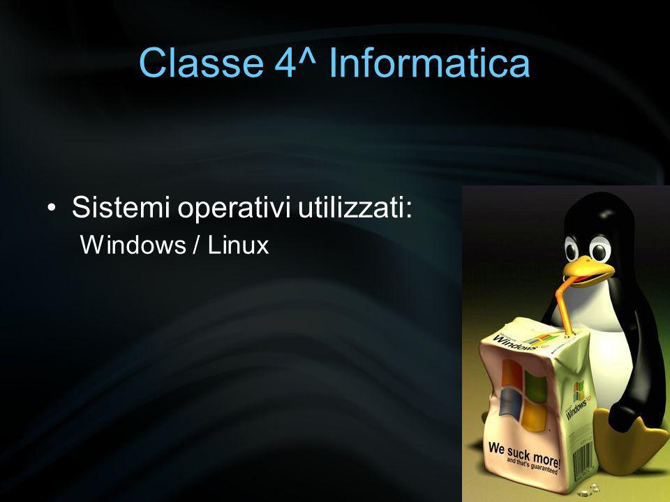 Classe 5^ Informatica HTML Javascript