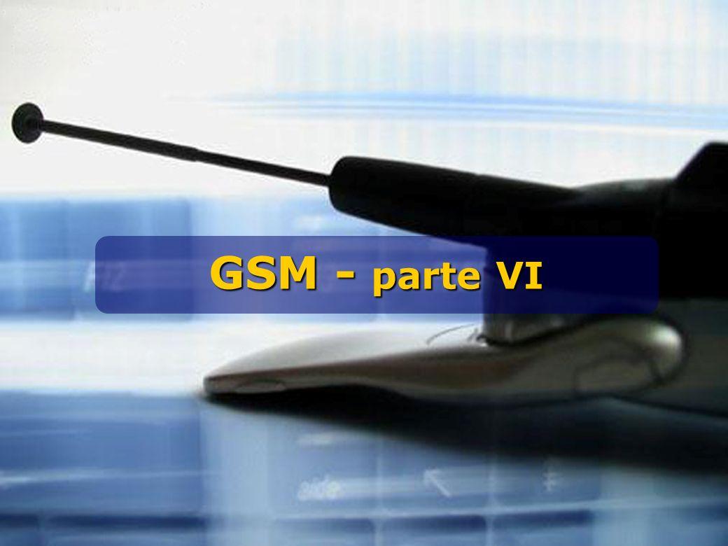 GSM - parte VI