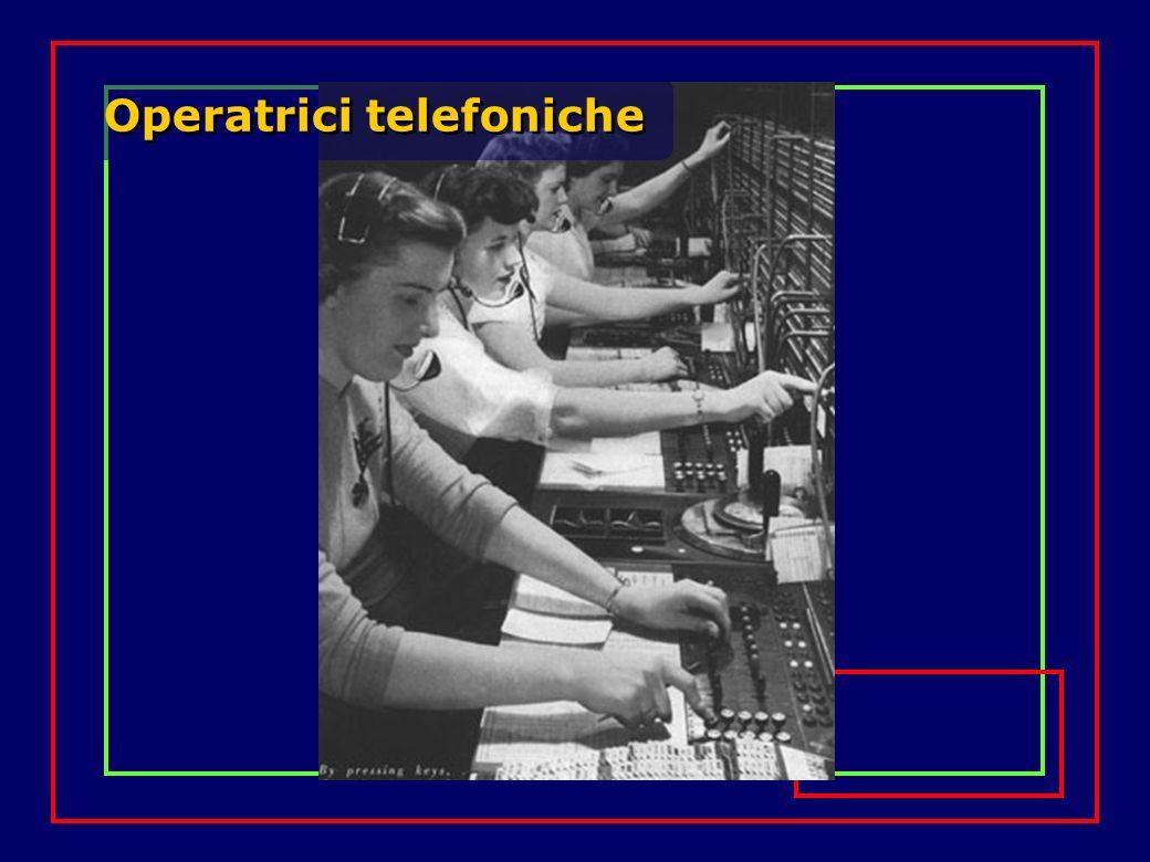 Operatrici telefoniche