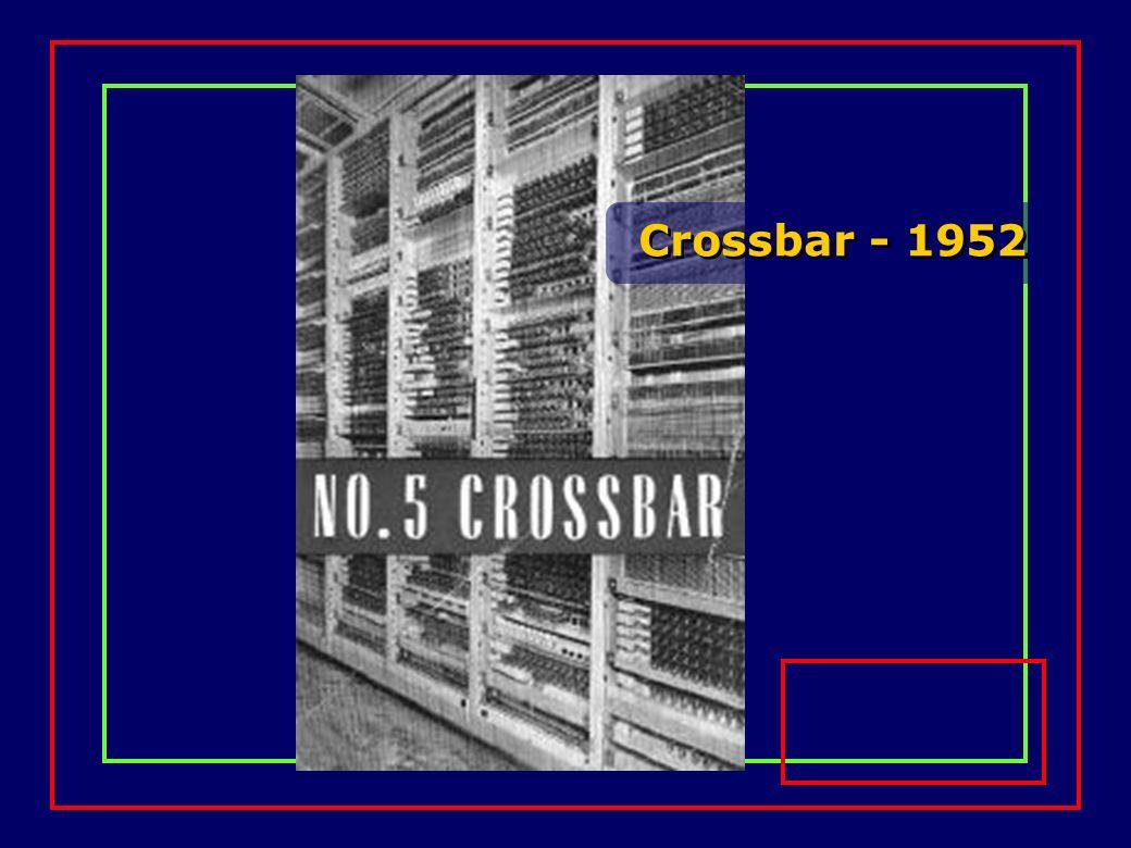 Crossbar - 1952