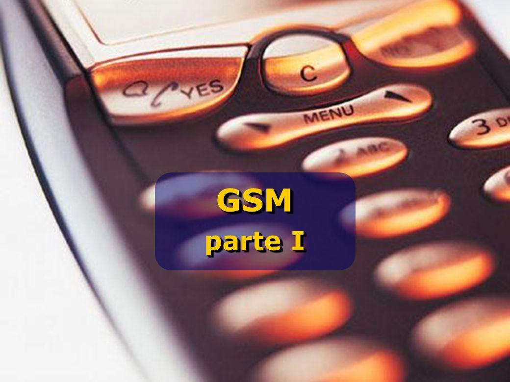 GSM parte I GSM