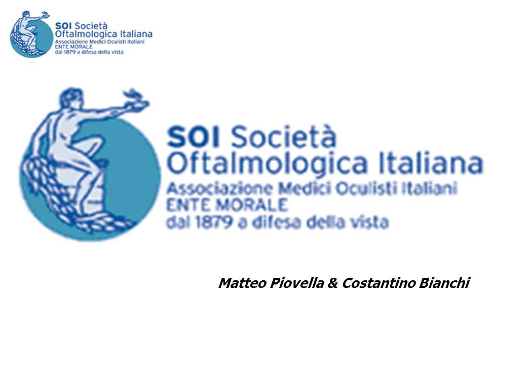 I Ministri e i Capi Dipartimento passano; Le Commissioni decadono; Le Società Scientifiche restano. Matteo Piovella & Costantino Bianchi