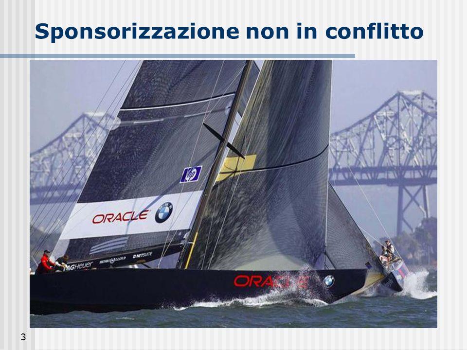 4 Sponsorizzazione non in conflitto
