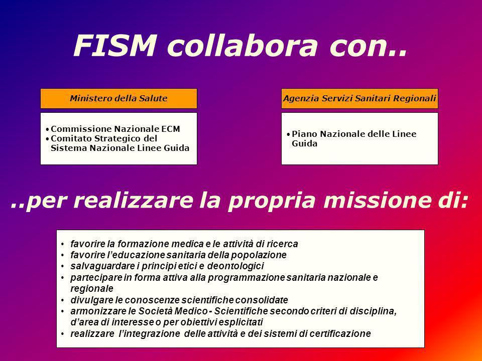 FISM collabora con..