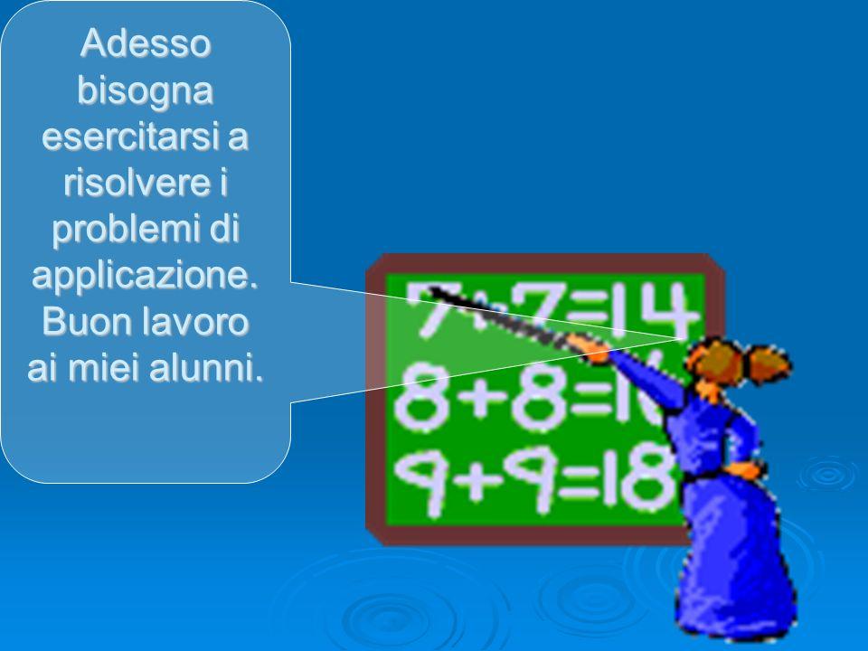 Di conseguenza le formule di applicazione del teorema di Pitagora sono queste : i = C 2 +c 2 C = i 2 - c 2 c = i 2 - C 2