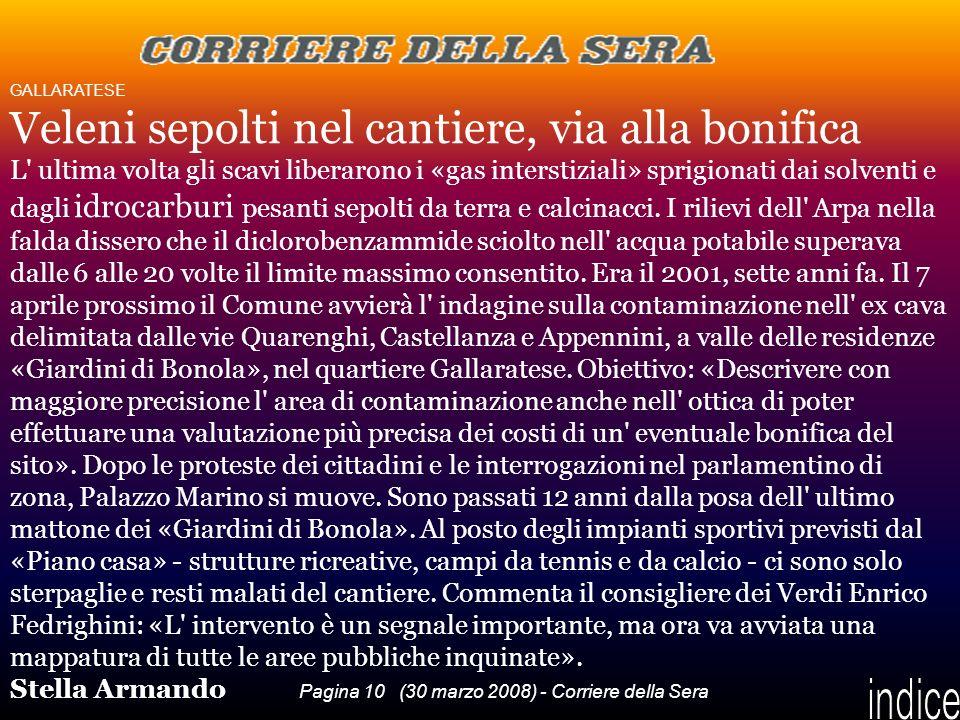Il nostro amministratore delegato ha scritto una lettera al sindaco di Milano per proporre la bonifica dellarea Quarenghi - Castellanza con la semina di piante di girasole…..
