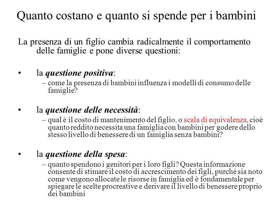 Scelte procreative più libere: dare alle famiglie italiane la opportunità di avere liberamente, cioè senza vincoli economici, almeno due figli (chi paga la pensione.