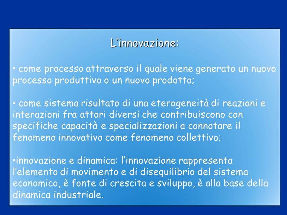Invenzione Linvenzione, spesso casuale, non indotta da motivazioni economiche, o competitive è rappresentata da una nuova idea, da un nuovo sviluppo tecnologico, ovvero da una novità tecnologica non ancora realizzatasi tecnicamente e materialmente.