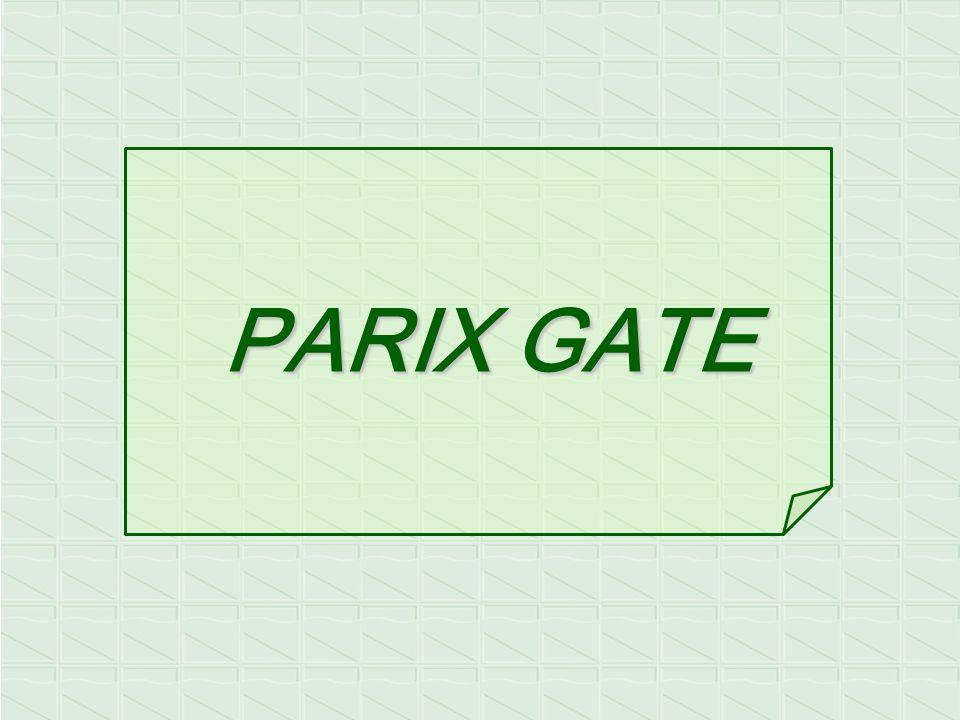 PARIX GATE