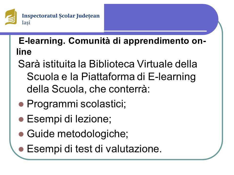 E-learning.