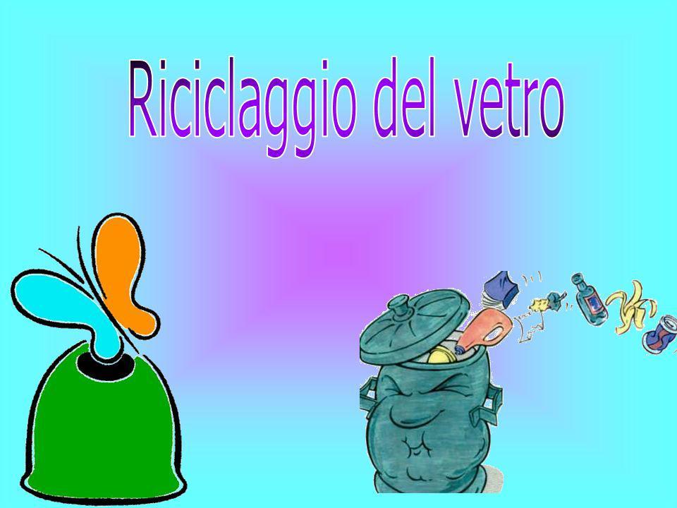 Il vetro è un contenitore ecologico in quanto: Il vetro è un contenitore ecologico in quanto: è riutilizzabile: infatti una bottiglia può essere usata, previo lavaggio e disinfezione, più e più volte dall industria delle bevande;è riutilizzabile: infatti una bottiglia può essere usata, previo lavaggio e disinfezione, più e più volte dall industria delle bevande; è facilmente riciclabile, in quanto è sufficiente pulire il rottame di vetro e separare i corpi estranei (plastica, carta, tappi metallici) e rifonderli, per ottenere un prodotto che ha le stesse caratteristiche di quello originario;è facilmente riciclabile, in quanto è sufficiente pulire il rottame di vetro e separare i corpi estranei (plastica, carta, tappi metallici) e rifonderli, per ottenere un prodotto che ha le stesse caratteristiche di quello originario; è sempre più leggero: infatti ultimamente per ridurre il consumo di materiali i produttori hanno messo a punto contenitori con le medesime caratteristiche, ma il 20% più leggeri.