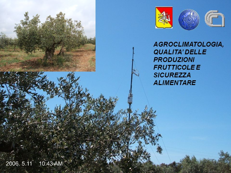 ACCRETe (Agricolture and Climate Changes: how to reduce human Effects and Threats), sottoscritto a Bucarest nel 2005 e di cui la Provincia di Parma è capofila.