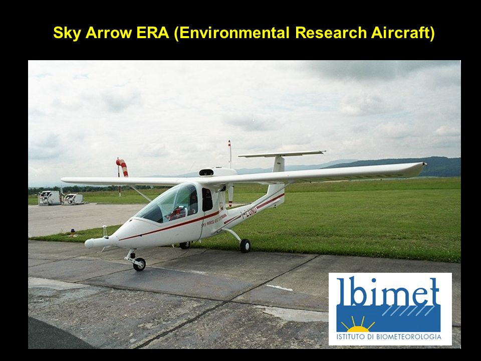 Sky Arrow ERA (Environmental Research Aircraft)