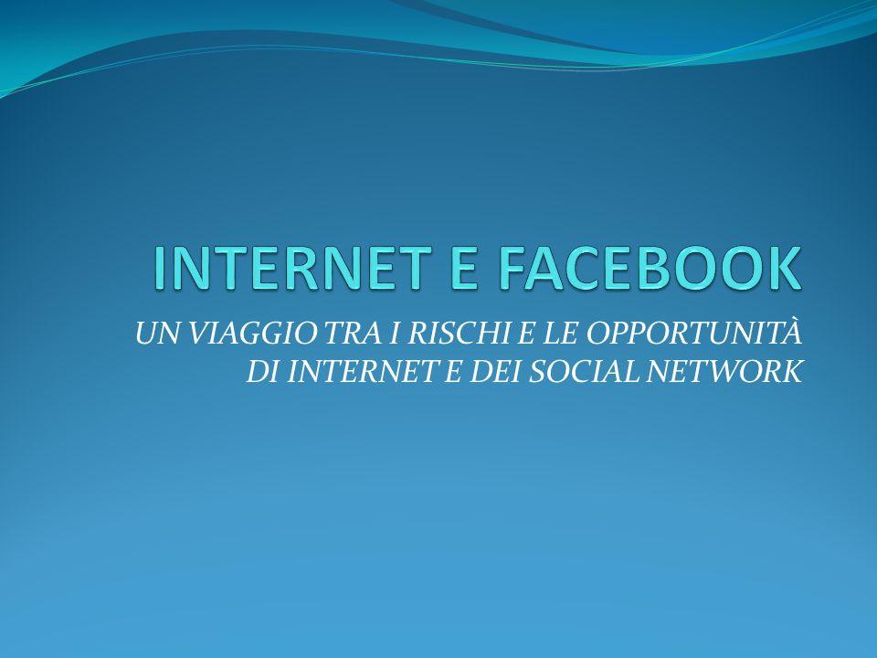 Internet: una opportunità.