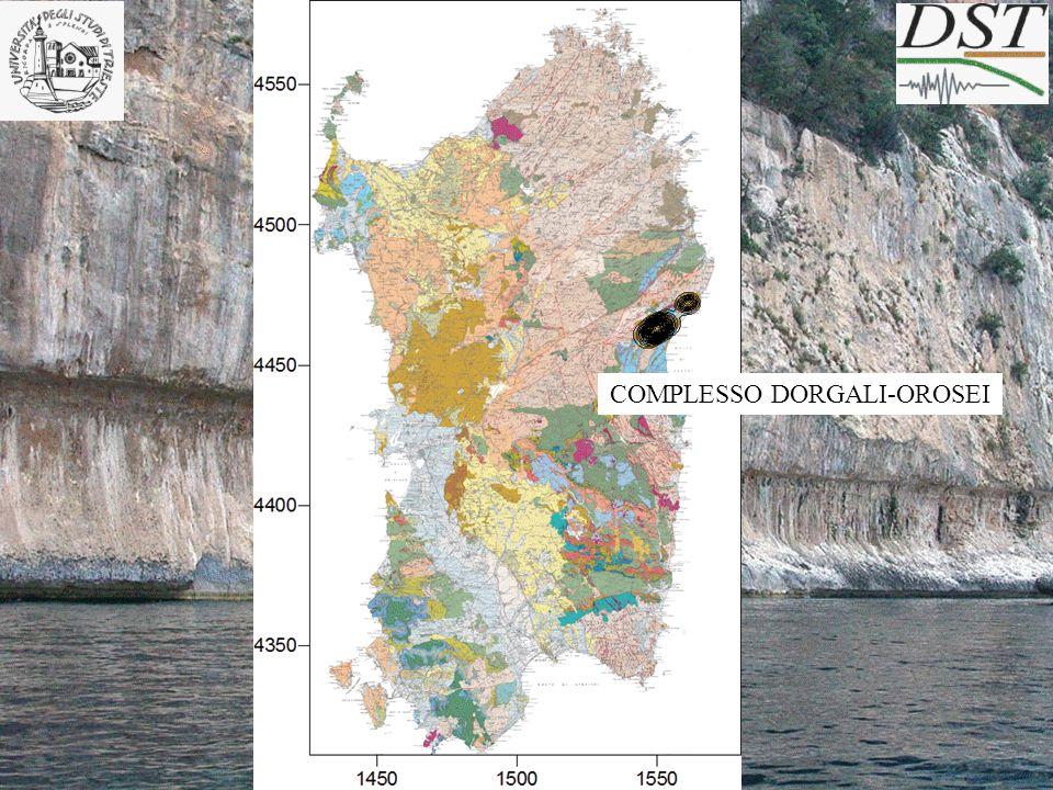 COMPLESSO DORGALI-OROSEI