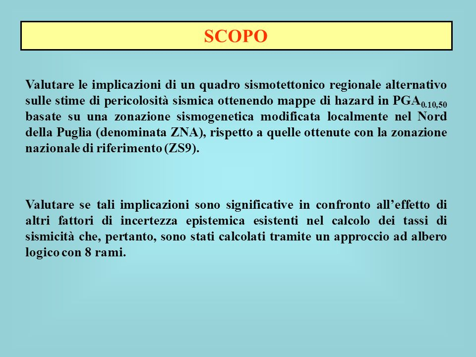 Del Gaudio V., Pierri P., Frepoli A., Calcagnile G., Venisti N., Cimini G.B.; 2007: A critical revision of the seismicity of Northern Apulia (Adriatic Plate – Southern Italy) and implications for the identification of seismogenic structures.