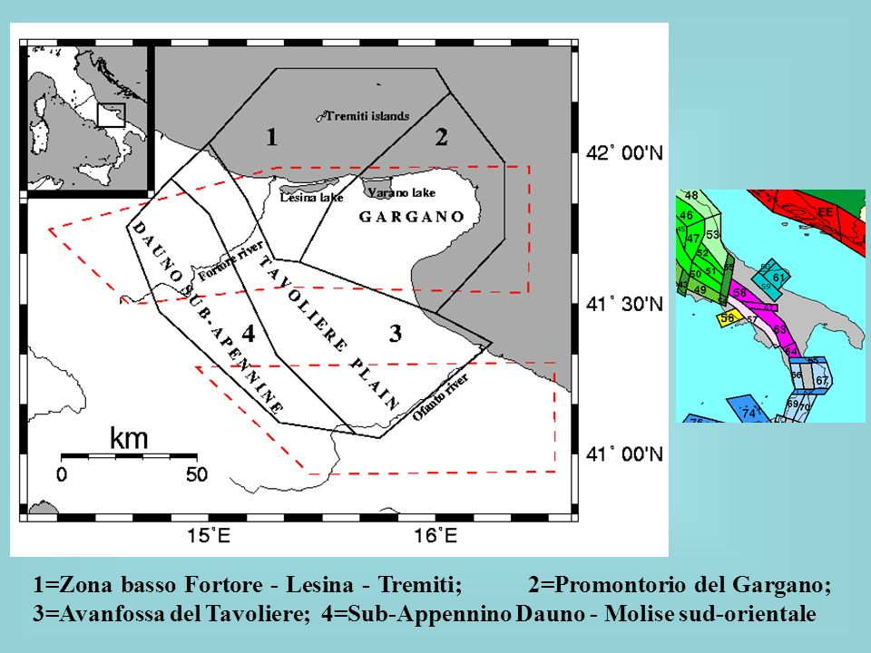 ANALISI DI COMPLETEZZA – CSI – 1985-2004 The analysis of the deviation from linearity expected for log N(M) according to the equation (2): such deviation at low magnitudes is considered to reflect dataset incompleteness.