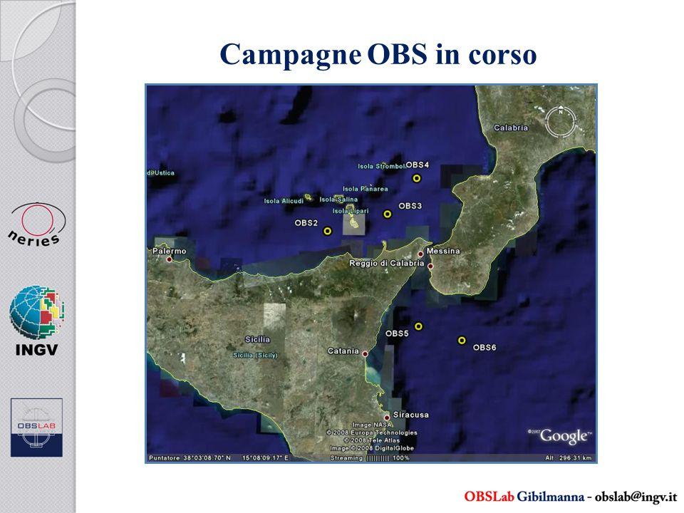 Campagne OBS in corso