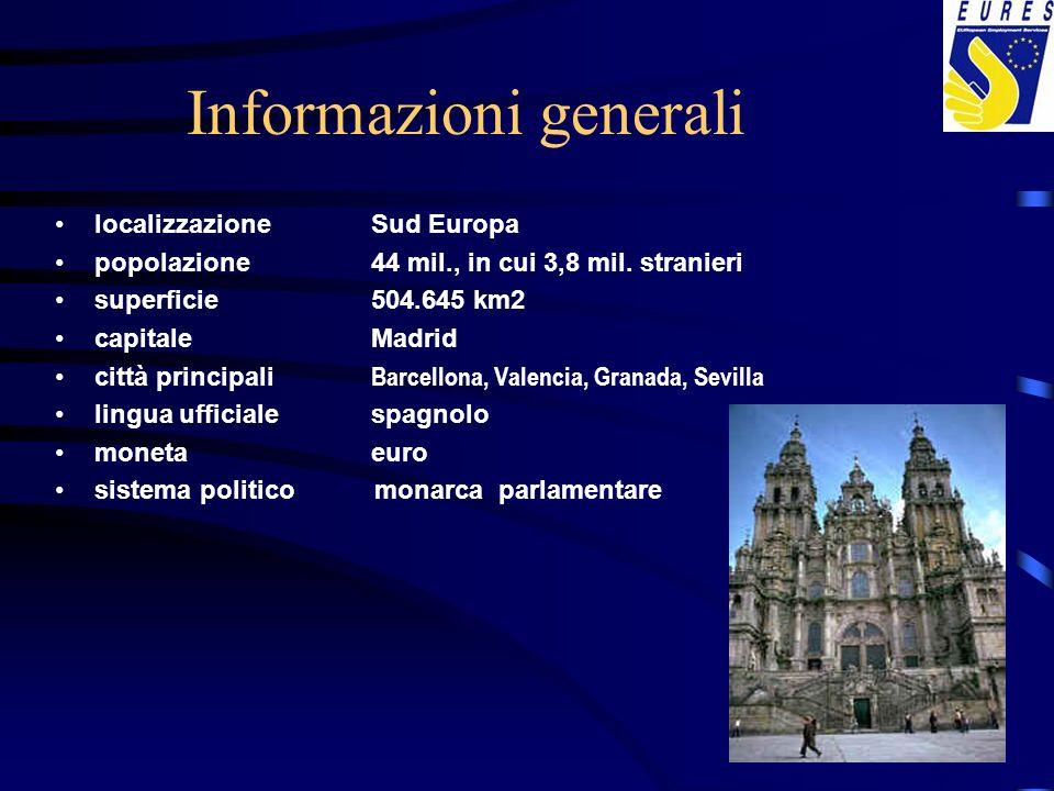 Divisioni amministrative della Spagna