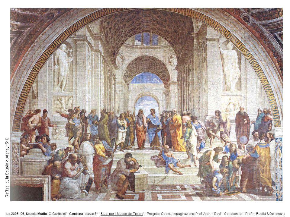 I patrizi romani, conquistata militarmente la Grecia, furono soggiogati dalla raffinatezza estetica ellenica e realizzono raccolte o copie delle sculture greche e adottono gli edifici greci quali modelli per le architetture di Roma.