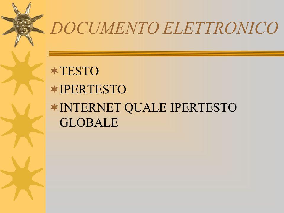 Alcuni riferimenti utili per la selezione http://sfogliaweb.splinder.com/ http://www.aib.it/aib/sw/sw.htm
