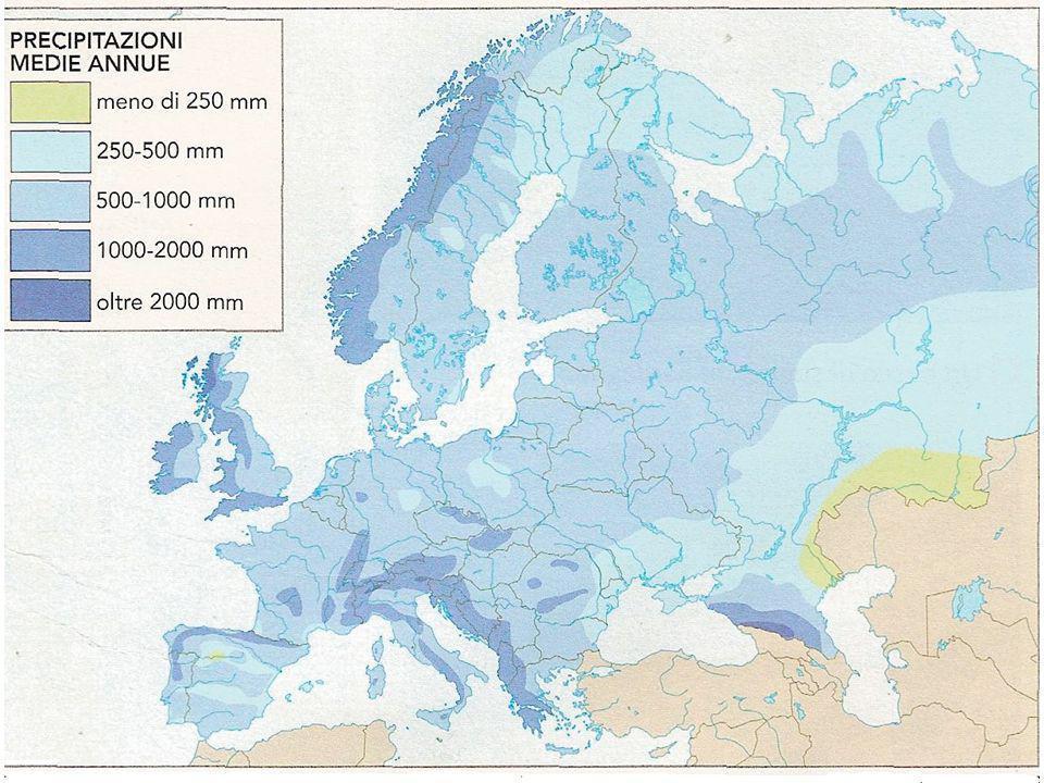 Clima mediterraneo Fascia costiera mediterranea Temperature miti grazie alla vicinanza al mare, escursioni termiche limitate +25°/+10° Precipitazioni piovose poco abbondanti (venti, pressione, mancanza di umidità) Macchia mediterranea