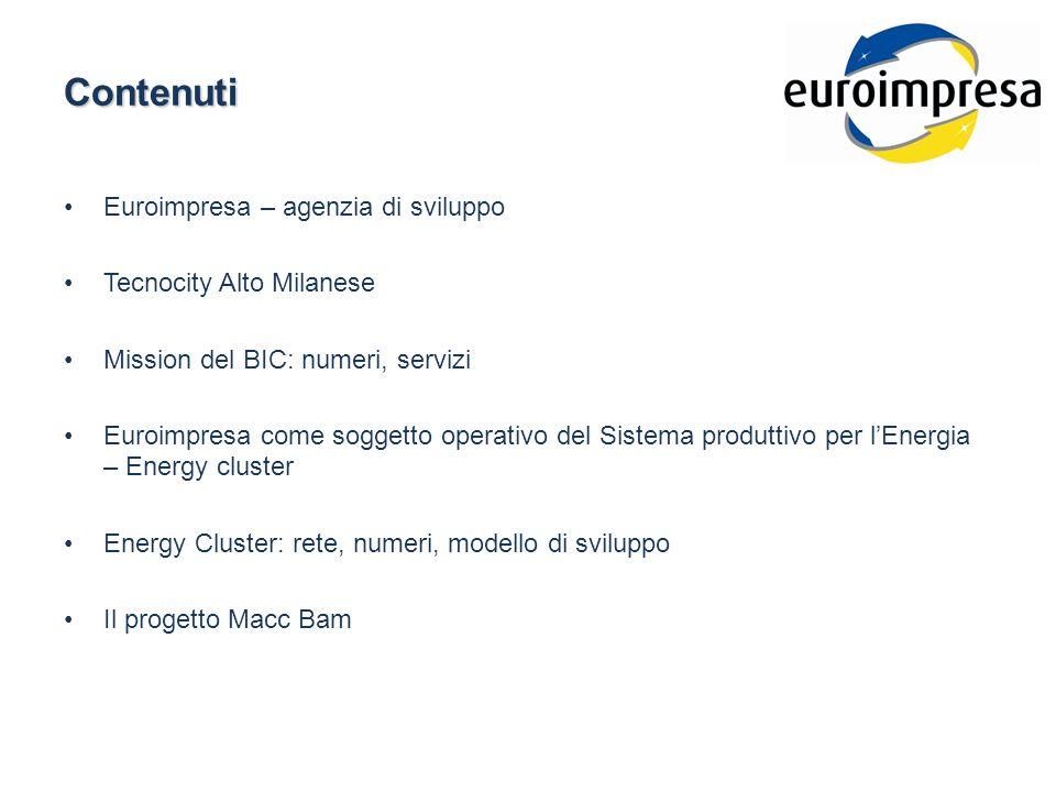 Euroimpresa Legnano nasce nel luglio del 1996 quale naturale evoluzione del Comitato di reindustrializzazione di Legnano, costituito su spinta della Provincia di Milano e del Comune di Legnano a seguito della decisione della UE di inserire la zona dell Asse del Sempione fra le aree Obiettivo 2.