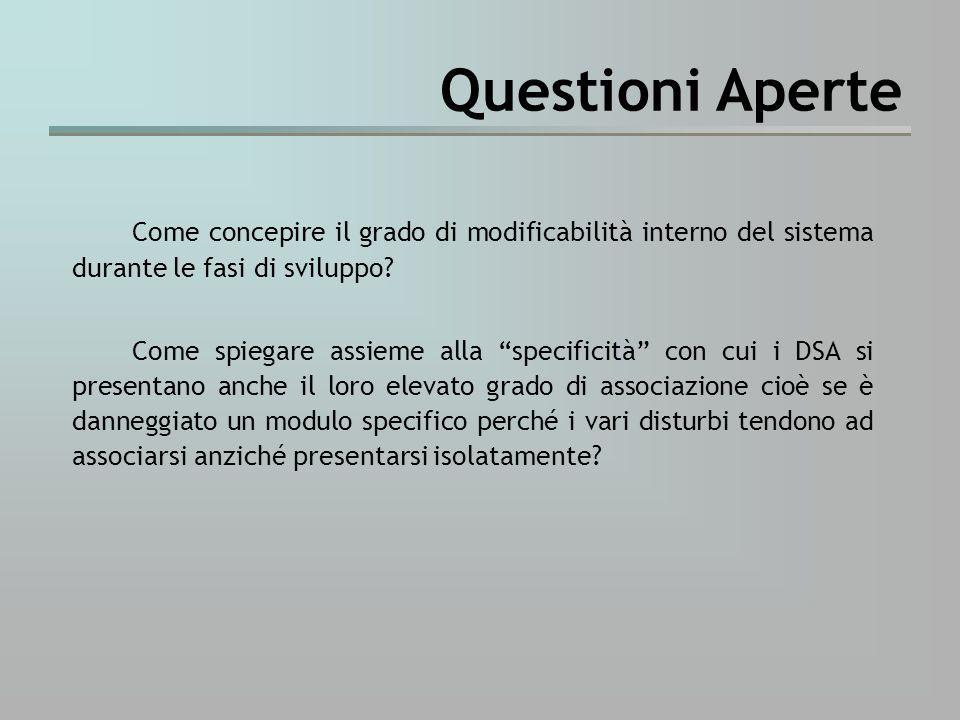 3) Detector Automatico: Area temporo-occipitale sinistra E la zona incaricata a vedere le lettere e rendere automatico il processo di riconoscimento delle parole.