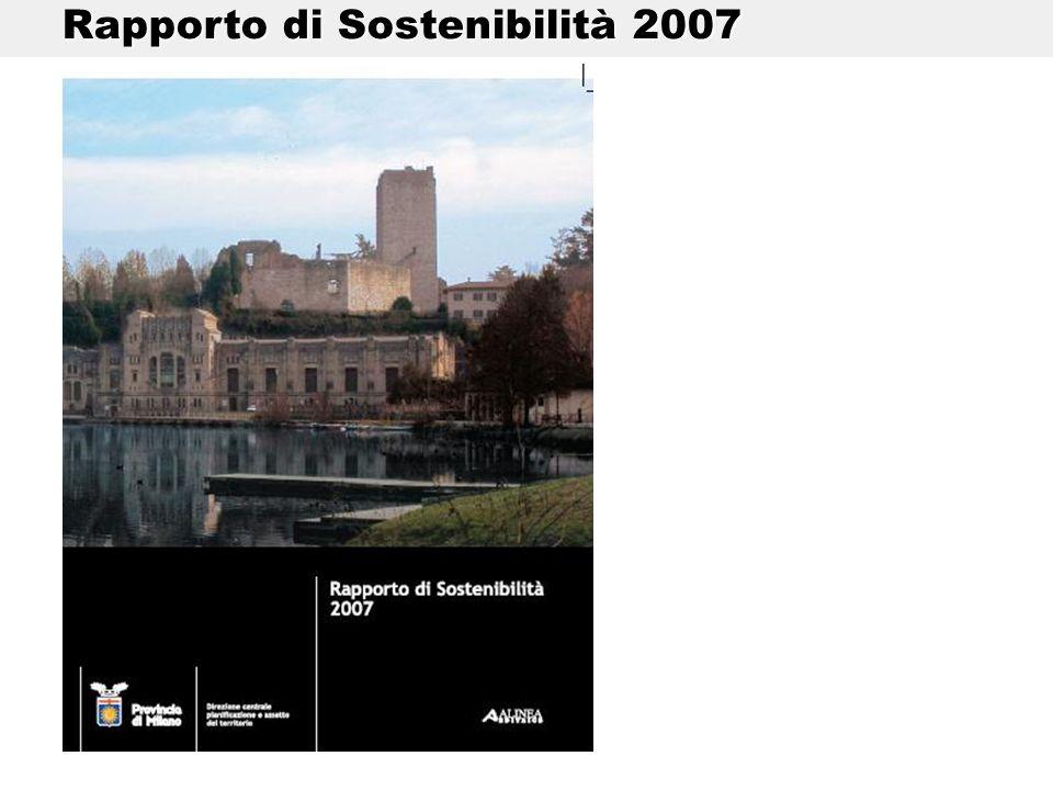 Rapporto di Sostenibilità 2007