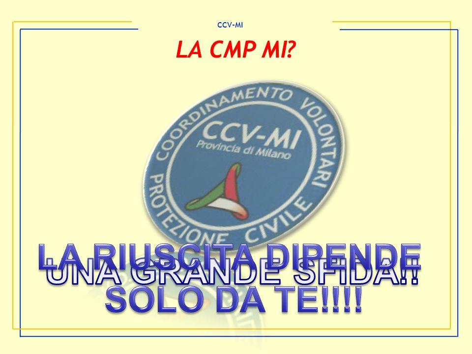 CCV-MI LA CMP MI?