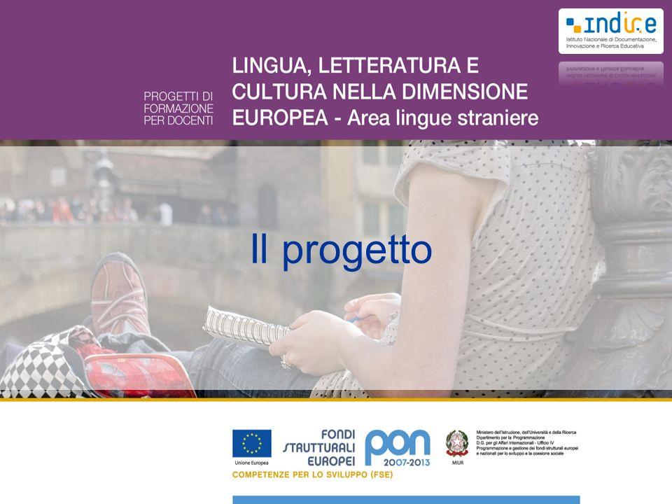 Oggetto della formazione sono la metodologia relativa allinsegnamento ed apprendimento delle lingue straniere, e il recupero delle conoscenze disciplinari.