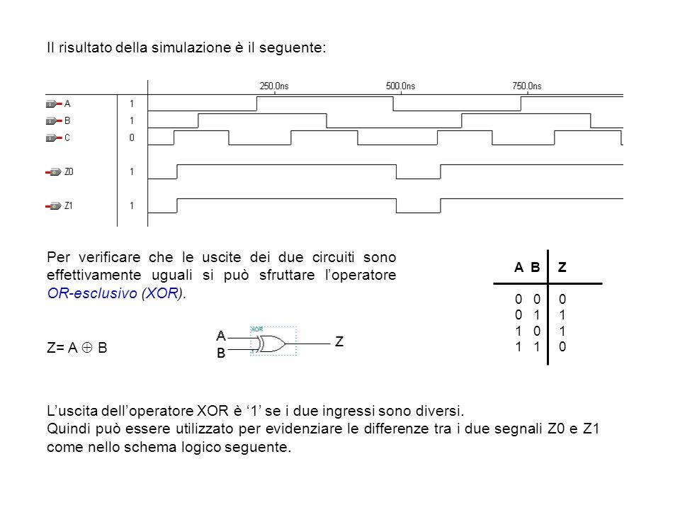 Proprietà Associativa (I): A+B+C = (A + B) + C