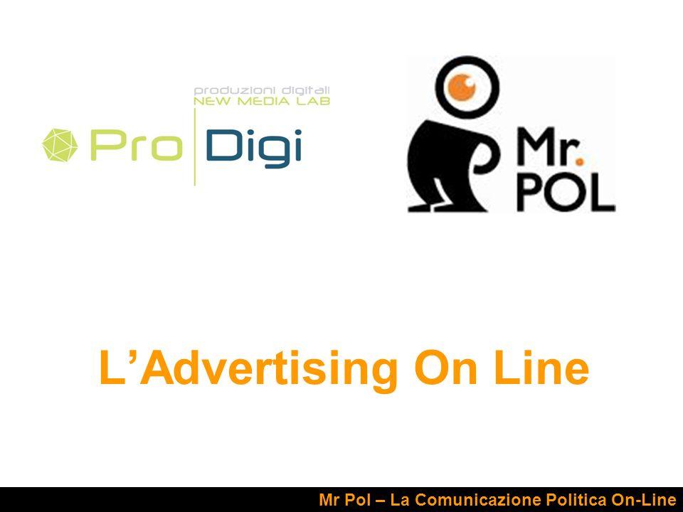 LAdvertising On Line Mr Pol – La Comunicazione Politica On-Line