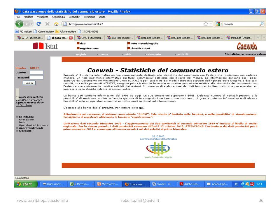 www.terribilepasticcio.inforoberto.fini@univr.it36