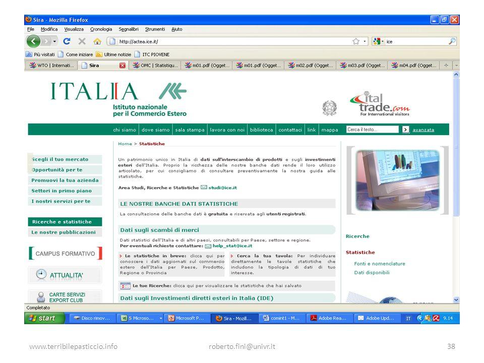 www.terribilepasticcio.inforoberto.fini@univr.it38