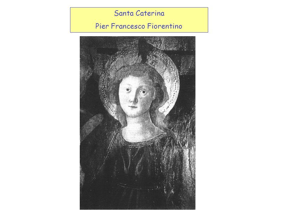 Santa Caterina Pier Francesco Fiorentino