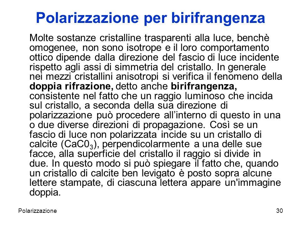 Polarizzazione31