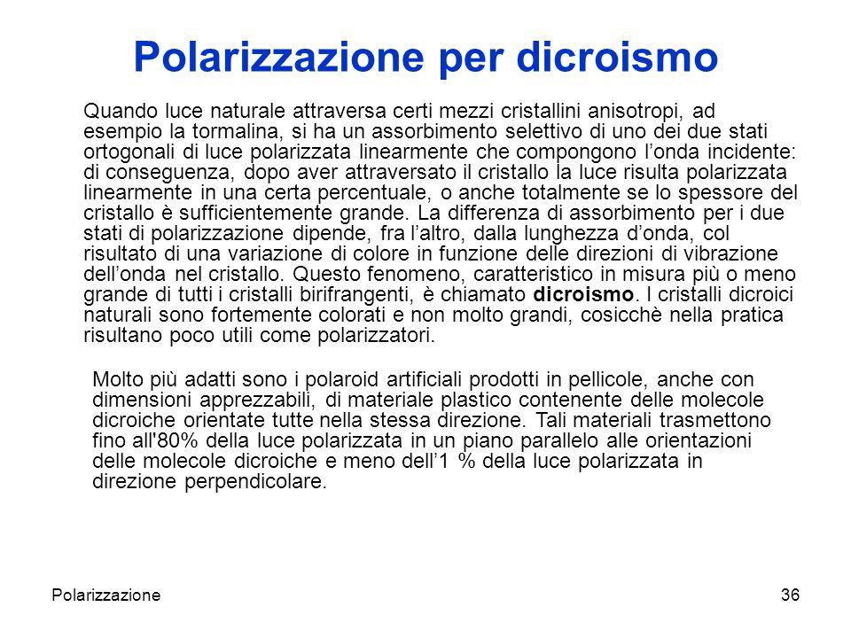 Polarizzazione37 iodoquinine sulphate