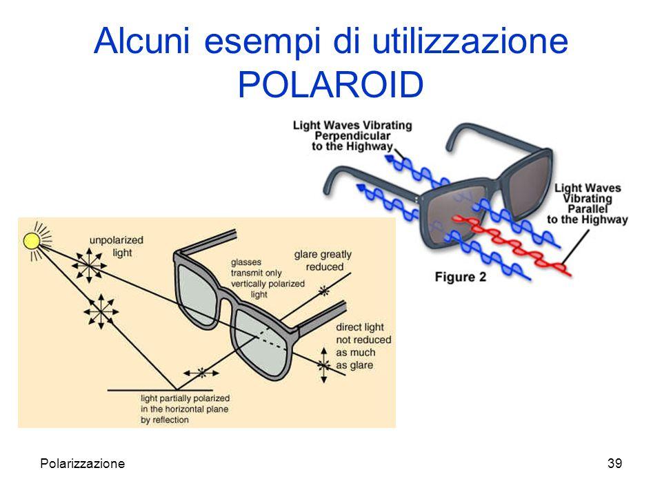 Polarizzazione40 POLAROID