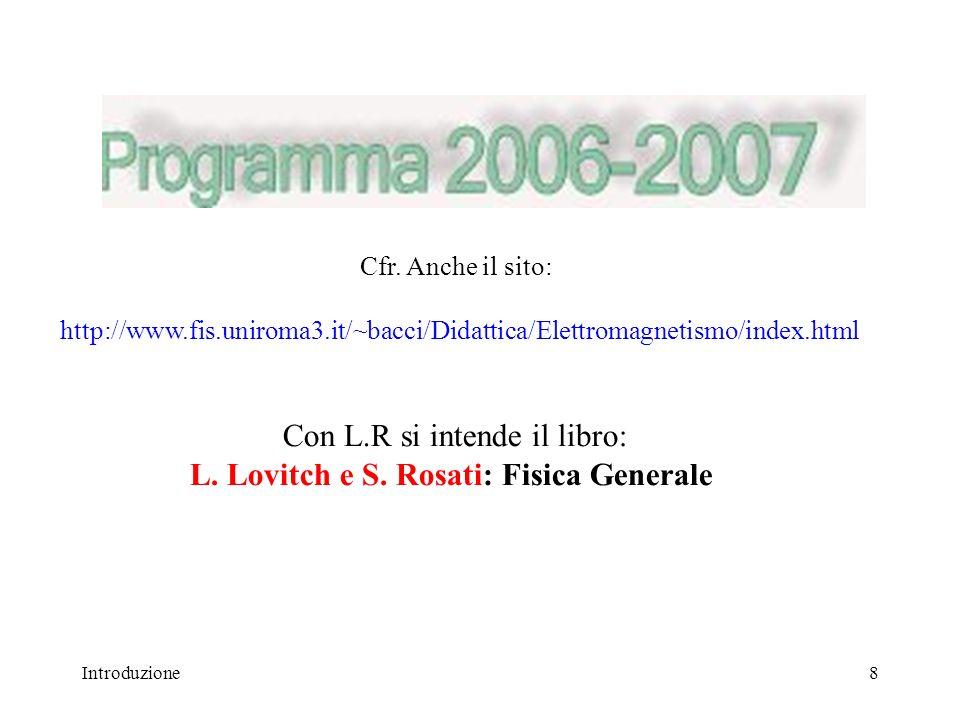http://www.fis.uniroma3.it/~bacci/Didattica/Elettromagnetismo/index.html