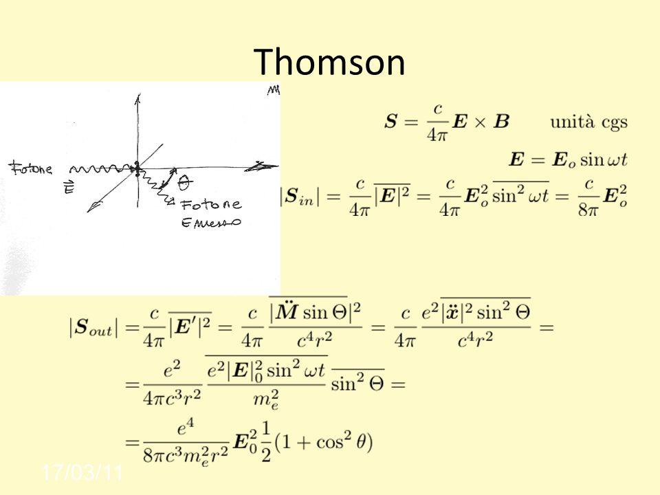 Thomson 17/03/11
