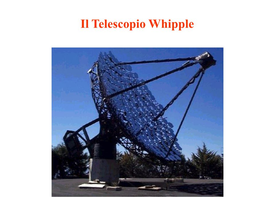 Il Telescopio Whipple