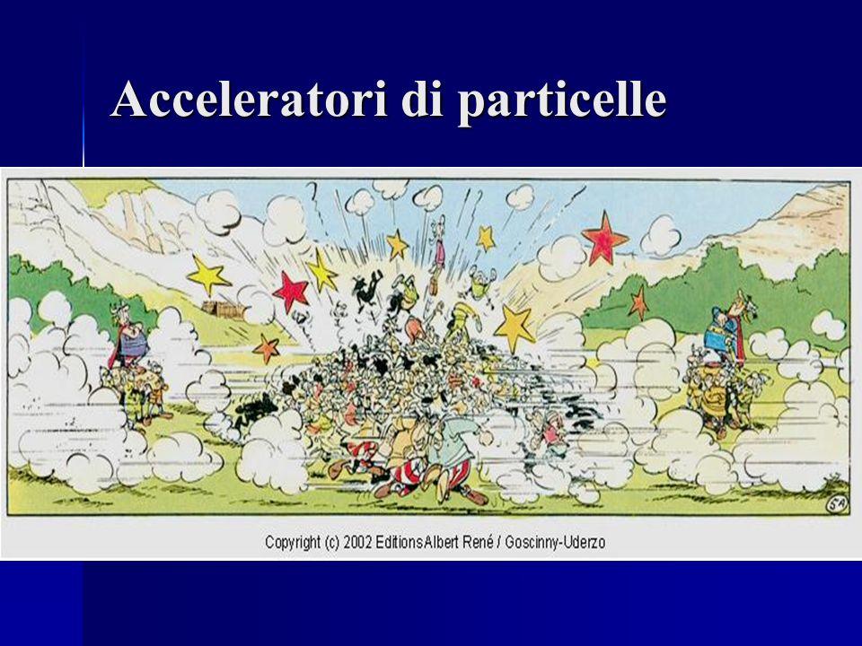 Acceleratori di particelle