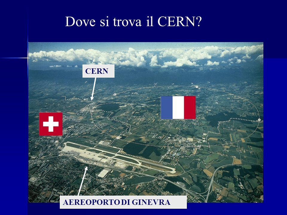 Dove si trova il CERN? CERN AEREOPORTO DI GINEVRA
