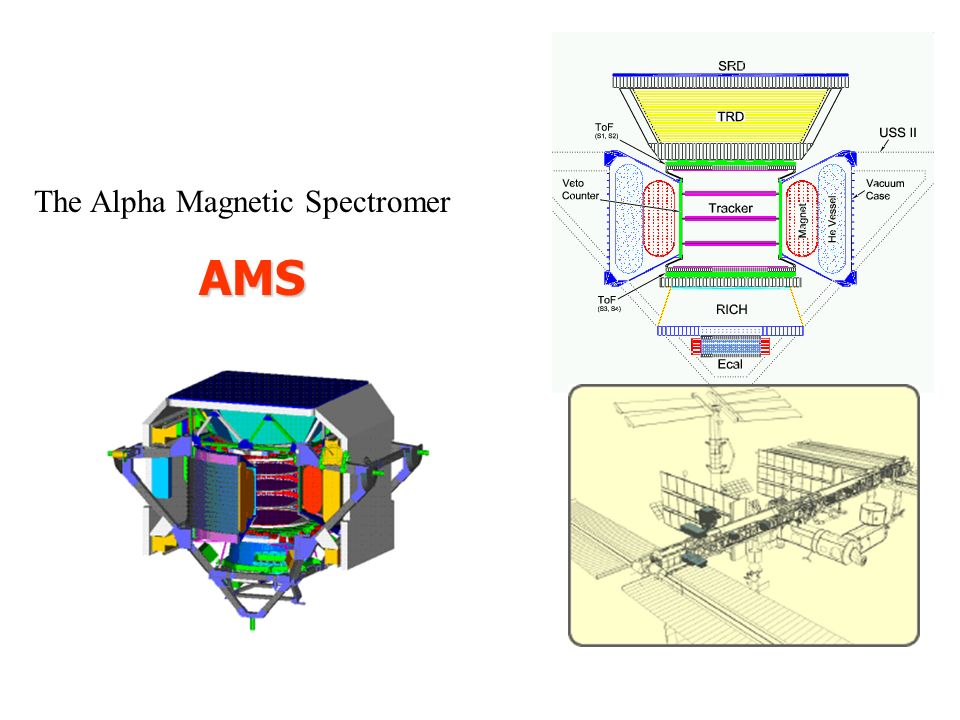 The Alpha Magnetic SpectromerAMS