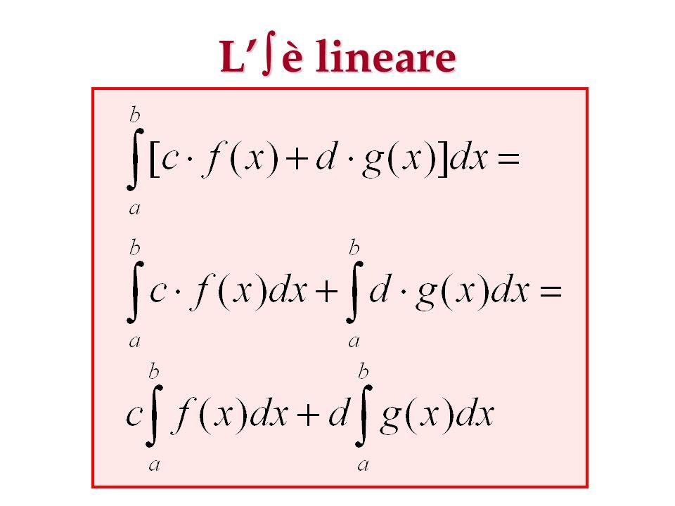 L è lineare