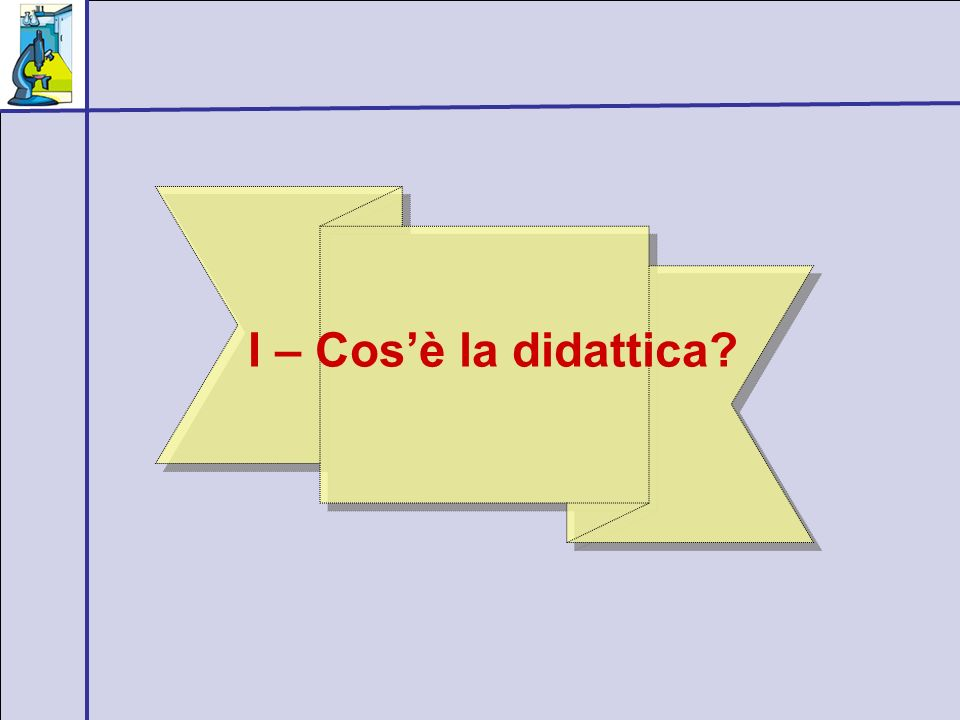 Dimensioni della didattica Progettuale Attuativa Conoscitiva